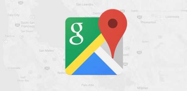 Google Map Location without sharing the Internet
