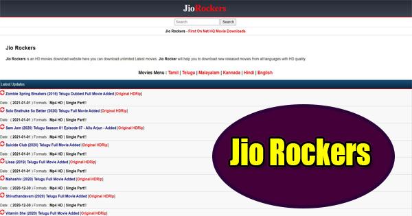 jiorockers telugu movies download 2020